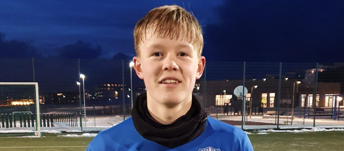 Alexander Arnarsson vefur