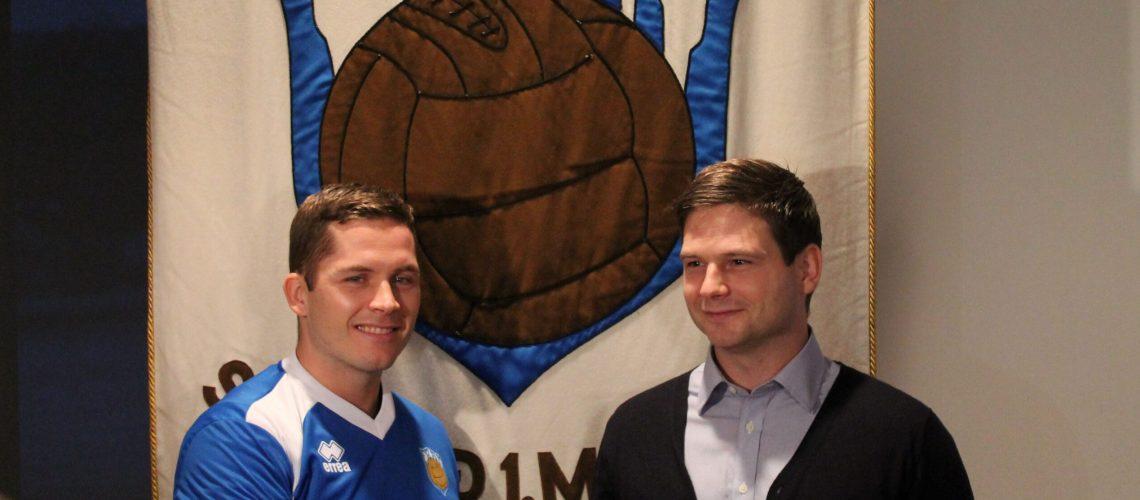 Bjarni og Jóhannes Karl vefur