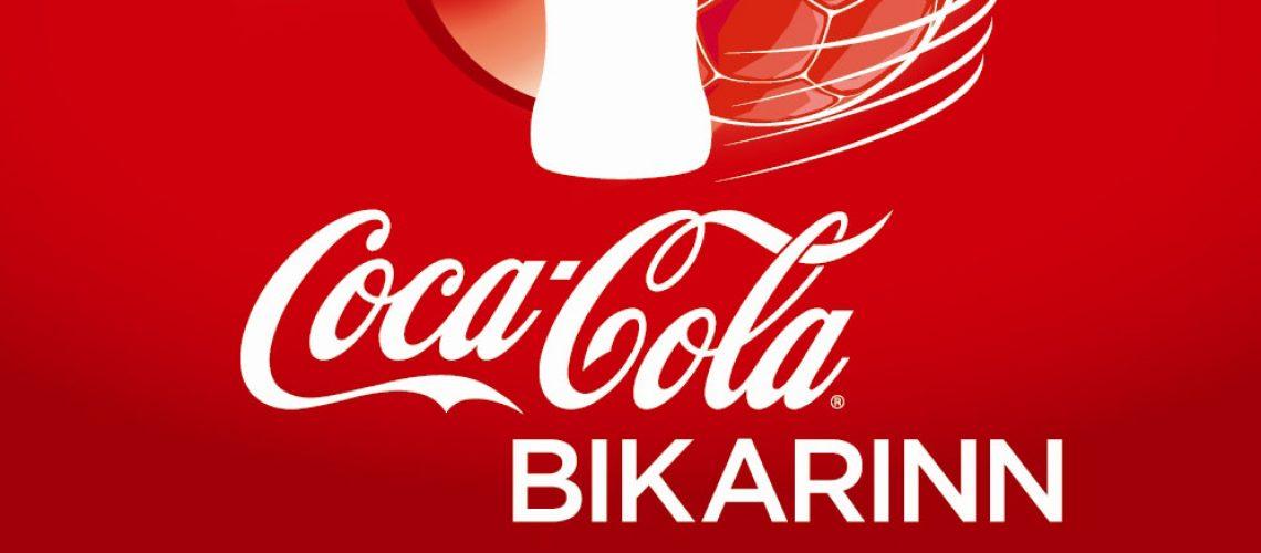 Coke Bikar vefur
