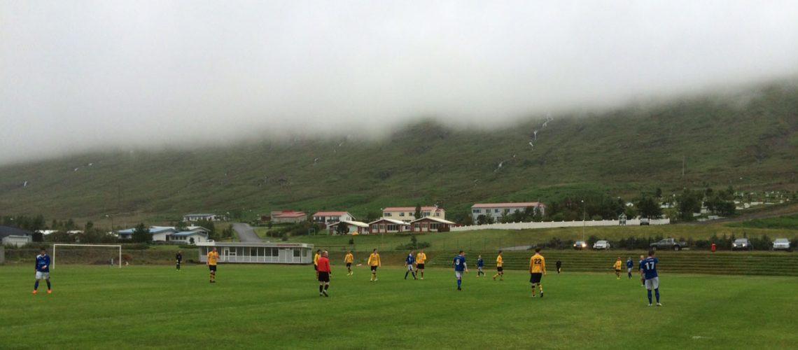 FRAM- Eskifjörður 2. fl.ka.