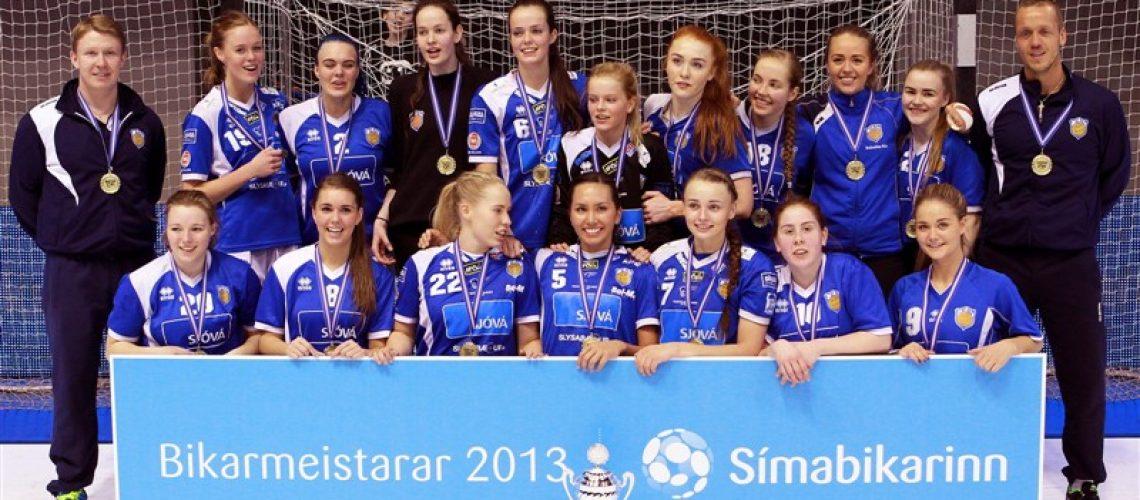 Bikarmeistarar 3. fl.kv. 2013