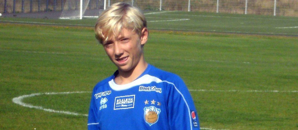 Helgi Guðjónsson 4. fl.ka