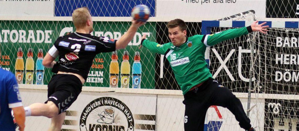 Kristofer gegn Akureyri vefur