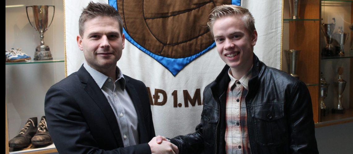 Osvald og Bjarni