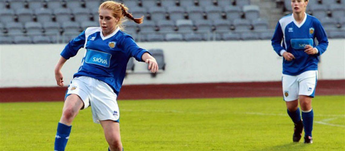 Sara-Lissy-FRAM-Þróttur-R