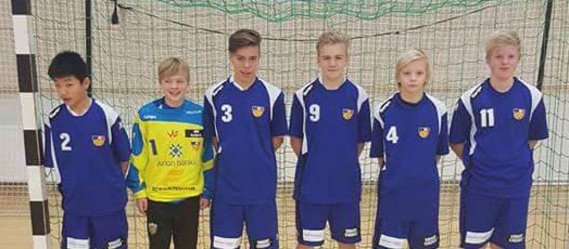 U-14 landslið 2015 vefur