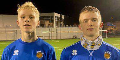 U16 Mikki og Stefán vefur