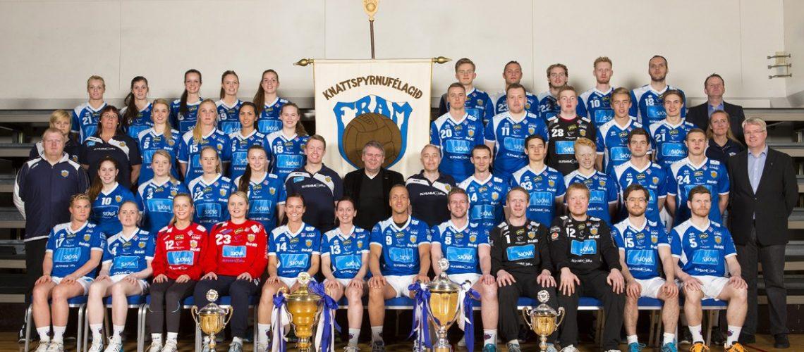 Íslandsmeistarar 2013